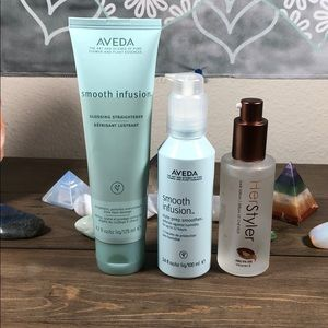 Smooth, Straight, and Shiny Hair Bundle